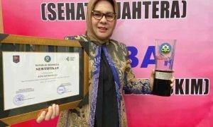 Berhasil Meraih Penghargaan Swasti Saba Wiwerda, Walikota : Ini Untuk Masyarakat Kota Kotamobagu Berita Kotamobagu