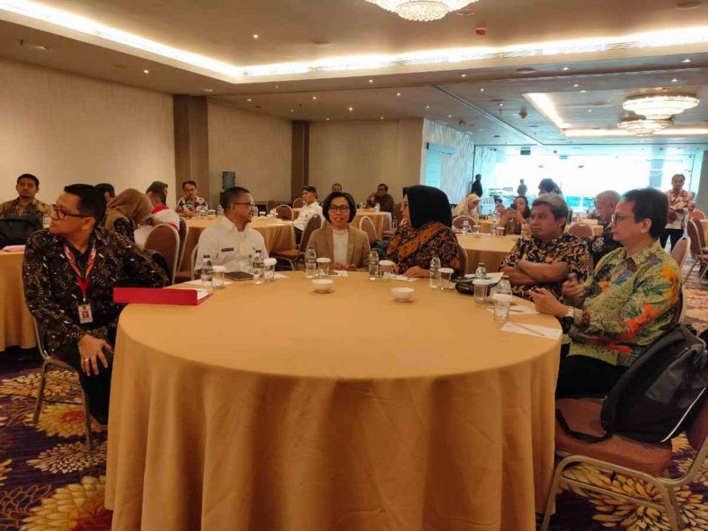 Walikota Sukses Paparkan Potensi Pengembangan Kopi Dan Kewirausahaan Pemuda Di Kotamobagu Berita Kotamobagu