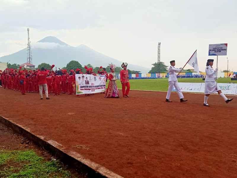 Bupati Dukung 84 Atlet Bolsel Raih Medali Emas di Porprov Sulut Berita Bolsel Berita Nasional Sulut
