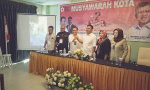 Mekal Terpilih Ketua PMI Kotamobagu Periode 2019-2024 Berita Kotamobagu