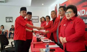 Resmi Mendaftar di DPD PDIP Sulut, BERKAH Target Menang 85 Persen Berita Bolsel Berita Daerah Berita Nasional Berita Politik Sulut