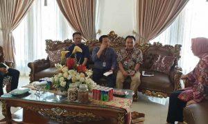 Walikota Terima Kunjungan Tim Kementerian Koordinator Bidang Pembangunan Manusia dan Kebudayaan Berita Kotamobagu