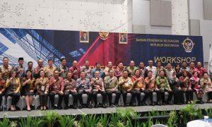 Tatong dan Mekal Hadiri Workshop Implementasi Kode Etik BPK Berita Kotamobagu Berita Politik