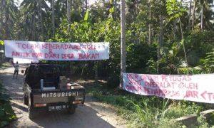 Warga Bakan Minta Pengusaha Tambang Ilegal Angkat Kaki Berita Bolmong Berita Hukum