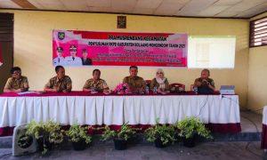 Musrenbang Tingkat Kecamatan Start dari Passi Barat Berita Bolmong