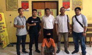 Pelaku Cabul di Gogagoman Berhasil Ditangkap dan Diamankan di Polsek Kotamobagu   Berita Hukum