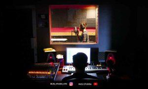 Siapkan Tempat Latihan dan Rekaman Untuk Musisi Lokal, Adit Bangun Musi Studio Berita Hiburan