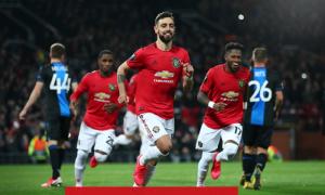 Hasil Lengkap Babak 32 Besar Liga Europa: Arsenal Tersingkir, MU Meyakinkan Berita Olahraga