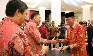 Bupati Hadiri Syukuran 4 Tahun Gubernur dan Wagub Pimpin Sulawesi Utara Advertorial Berita Bolsel Berita Daerah Sulut