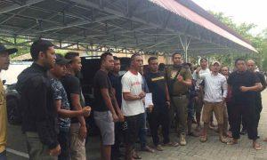 Tuntut Sahaya Diganti, Puluhan Satpol PP Kotamobagu Demo di DPRD Berita Kotamobagu