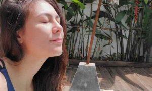 Cegah Corona, Rentetan Artis Ini Punya Cara Kreatif Saat Berjemur Berita Hiburan