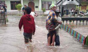 BNPB Ungkap Empat Daerah di BMR Rawan Banjir