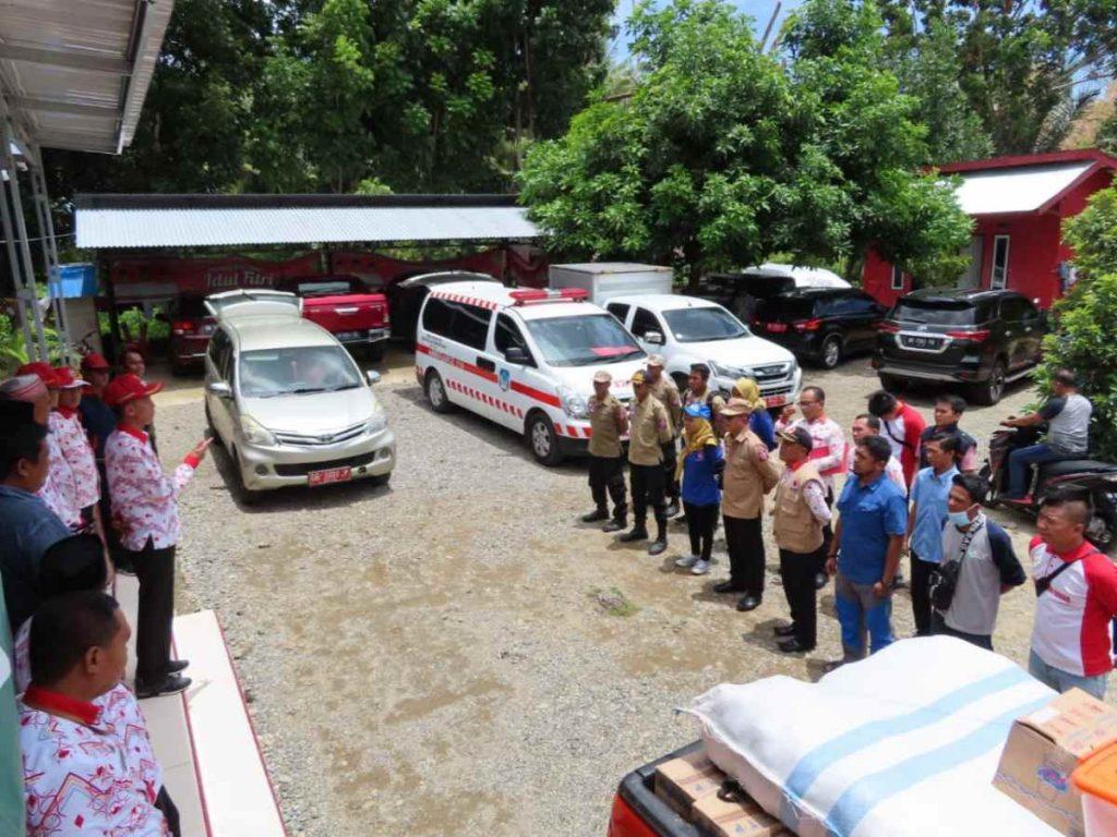 Bupati Bolsel Kirimkan Tim Relawan Kemanusiaan Bencana Banjir dan Longsor di Bolmut Berita Bolmut Berita Bolsel Berita Daerah Berita Nasional Sulut