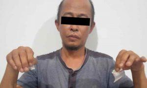 Miliki Dua Paket Sabu, Barol Asal Doloduo Diamankan Polisi Berita Hukum