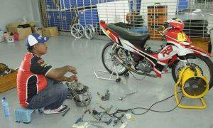 Empunya HDS Racing Team, Ungkap Tim Balap Yang Dikawalnya Musim 2020 Otomotif