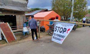 Tambah Dua Pos Pemeriksaan, Akses Keluar Masuk Orang di Bolmong Dijaga Ketat Berita Bolmong