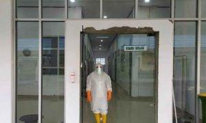 Satu Pasien yang Diisolasi Dirujuk ke Manado. Ini Penjelasan Manajemen Datoe Binangkang! Berita Bolmong