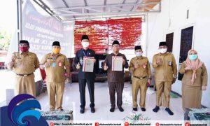 Bolsel Enam Kali Opini WTP, LKPD 2019 Prestasi Berkah Diterima Tepat Bulan Ramadhan Berita Bolsel Sulut