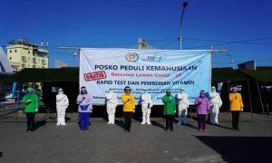 Dharma Pertiwi Daerah M Gelar Bakti Sosial Kesehatan di Pasar Berita Daerah Berita Hukum Berita Nasional Sulut