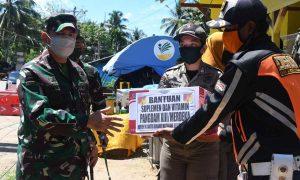 Pangdam XIII Tinjau Pos Perbatasan Wilayah Korem 133/Nani Wartabone, Gorontalo Berita Daerah Berita Hukum Berita Nasional Sulut