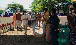 Yasti Turun Langsung Sosialisasikan Penerapan Protap Covid-19 di Seluruh Kecamatan Berita Bolmong