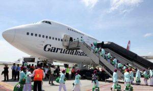 268 Kloter Penerbangan Garuda Tak Jadi Berangkat Berita Nasional