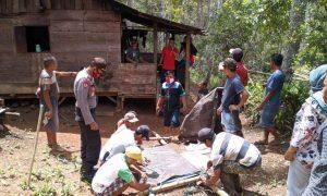 Warga Moyongkota Ditemukan Tewas di Perkebunan Lanut Berita Boltim Berita Hukum
