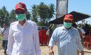 Tetap Waspada Meski Bolsel Daerah Zona Hijau, Bupati dan Wabup Ajak Masyarakat Patuhi Protokol Kesehatan Pencegahan Covid-19 Berita Bolsel Berita Daerah Berita Nasional Sulut