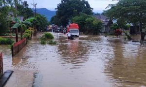 Curah Hujan Tinggi, Sejumlah Desa di Dumoga Bersatu Dilanda Banjir Berita Bolmong
