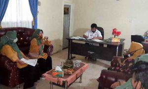Dinsos Gorut Datang Belajar di Bolmong Soal Penanganan Bantuan Covid-19 Berita Bolmong