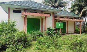 Dibangun dengan Anggaran Hampir Rp1 Miliar, 4 Tahun 2 Bangunan di Kecamatan Pinogaluman tak Difungsikan   Berita Bolmut Berita Daerah