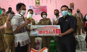 Benih Jagung Bisi-18 Mulai Disebar, Taufik: Bukan Hanya Sentuhan Melainkan Pelukan dari Bupati kepada Rakyatnya Berita Bolmong
