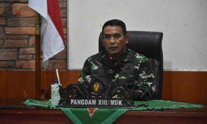 Pangdam XIII/Merdeka Kunjungi Yonif 711/Raksatama Berita Daerah Berita Hukum Berita Nasional Berita Olahraga Sulut