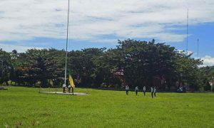 Delapan Anggota Paskibraka Bolmong Mulai Berlatih Berita Bolmong
