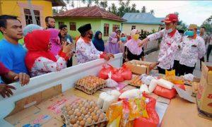 9.393 Jiwa di 7 Kecamatan, Terima Paket Sembako Tahap IV dari Pemkab Bolsel Berita Bolsel Berita Daerah