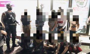 Diduga Terlibat Prostitusi Online, Delapan Remaja di Kotamobagu Diamankan Tim Anoa Berita Hukum