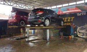 Bisnis Cuci Kendaraan, Ichal Sukses Raup Omset Jutaan Perbulan Berita Kotamobagu