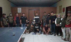 Pesta Miras, 3 Pemuda Diamankan Dalam Operasi KRYD Polsek Kotamobagu Berita Kotamobagu