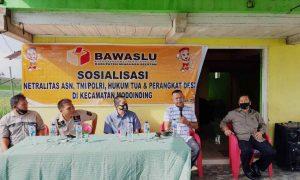 Mustarin Ingatkan Netralitas ASN dan TNI Polri Berita Politik Sulut