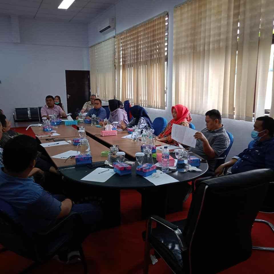 Banggar dan TAPD Rapat Finalisasi Ranperda LPj 2019 Berita Politik
