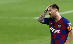 Lionel Messi Pastikan Absen dari Latihan Barcelona Berita Olahraga