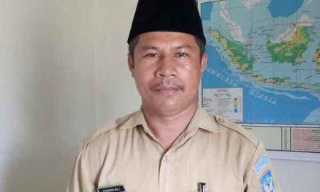 Erwin Ali Sangadi Desa Tabilaa