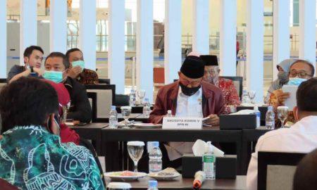 Kunker Spesifik di Jawa Barat, Herson Mayulu Sentil Pembebasan Lahan Bandara Kertajati Majalengka Berita Bolsel Berita Nasional Sulut