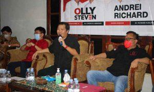 Steven Kandouw Ingatkan Jangan Terjebak Politik Partisan dan Primordialisme Suku Agama Berita Nasional Berita Politik Sulut
