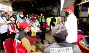 Tindaklanjuti RDP dengan Komisi V DPR RI, Menteri PUPR Sambangi Sulut, Herson Mayulu Sampaikan Revitalisasi Dana Tondano, Penyelesaian Bendungan Lolak dan Bendungan Kuil Berita Nasional Sulut