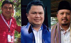 Tiga Pimpinan DPRD Kotamobagu Yakin Jagoannya Menang di Kotamobagu Berita Kotamobagu Berita Politik