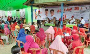 Kampanye Dialogis di Linawan Satu di Hadiri Nayodo Koerniawan, Iskandar: Ini Tambahan Energi Kemenangan BERKAH Berita Bolsel