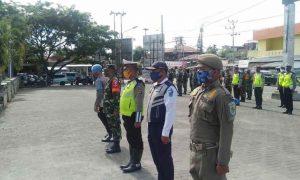Cegah Penyebaran Covid-19, Operasi Yustisi di Sekitar Lokasi Wisata Berita Bolmong