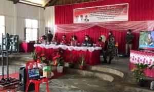 Poigar, Kecamatan ke 11 Didatangi Yasti dan Yanny untuk Serahkan Bansos Berita Bolmong