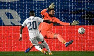Hasil Pertandingan Real Madrid vs Real Valladolid: Skor 1-0 Berita Olahraga